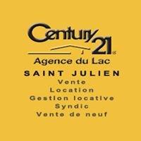 CENTURY 21 Agence du Lac à Saint-Julien-en-Genevois