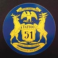 51 Tattoo