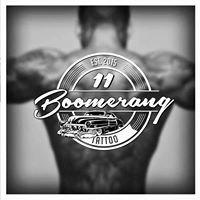 11 Boomerang Tattoo Studio Thessaloniki