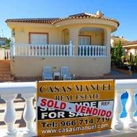 Casas Manuel - Real Estate Agent
