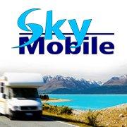 Sky-Mobile Wohnmobilvermietung + Sonderfahrten