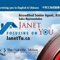 Oakville with Janet Yu