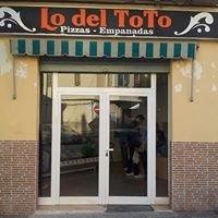 """Pizzeria """" Lo del Toto"""""""