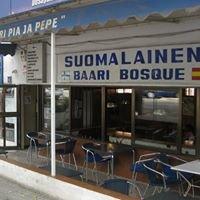 Suomalainen Baari Pia ja Pepe - Cafetería Bosque