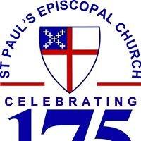 St. Paul's Episcopal Church, Jackson, MI