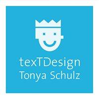 texTDesign Tonya Schulz