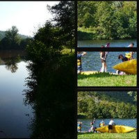Camping Port de Lacombe