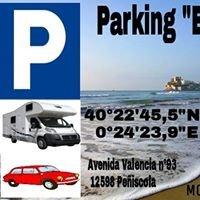 Parking Els Daus Peniscola
