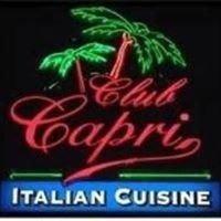 Club Capri Restaurant