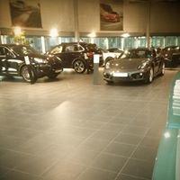 Porsche Zenter Luxembourg