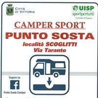 PUNTO SOSTA Camper