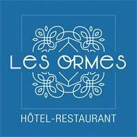 Hotel Restaurant les Ormes Relais du Silence