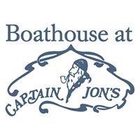 Boathouse at Captain Jon's
