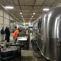 Airstream Factory, Jackson Center Oh