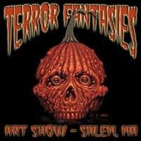 Terror Fantasies Halloween Art Show