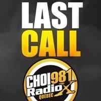 Last Call Radio X