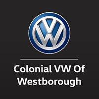 Colonial Volkswagen of Westborough
