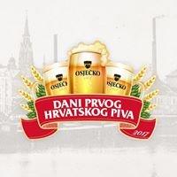 Dani prvog hrvatskog piva