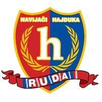 """NH RUDA """"Navijači Hajduka RUDA"""""""
