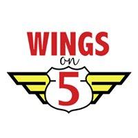 Wings on 5