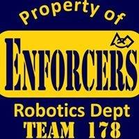 The 2nd Law Enforcers - Farmington FIRST Robotics Team 178