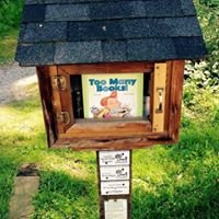 Little Free Library Walton Park