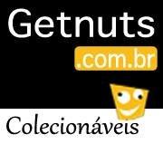 GetNUTS - Colecionáveis