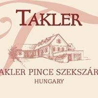 Takler Pince