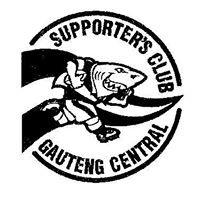 Sharks Supporters Club - Gauteng Central