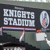 Melbourne Knights Stadium