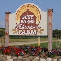 The Gathering Barn at Busy Barns Adventure Farm