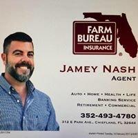 Jamey Nash, Florida Farm Bureau Insurance