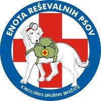 Kinološko Društvo Brežice in Enota reševalnih psov KD Brežice