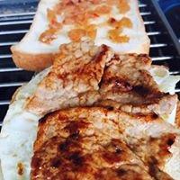 堤姆爸爸碳烤三明治