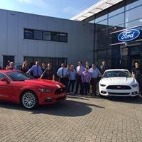 Ford Mustang dealer van Nederland / Ford Schurer - Kamphuis