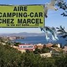 Aire camping-car chez marcel