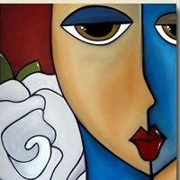 گالري نقاشی های مدرن سايه