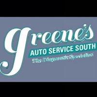 Greenes Auto Service South