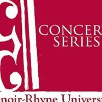 Lenoir-Rhyne University Concert Series