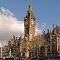 Manchester Town Hall & Police Station