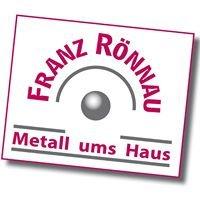 Metall ums Haus - Terrassendach Haustür Geländer in der Region Kassel