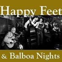 Happy Feet & Balboa Nights