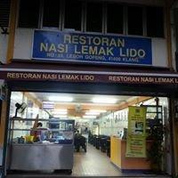Nasi Lemak Lido Restaurant