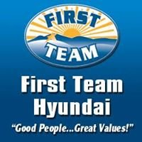 First Team Hyundai