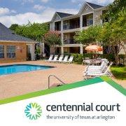 Centennial Court at the University of Texas - Arlington