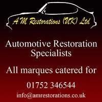 Retro Rides and Classic Cars at AM Restorations uk Ltd