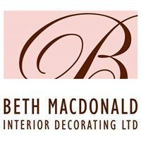 Beth Macdonald Interior Decorating Ltd.