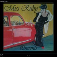 Miss Ruby presents