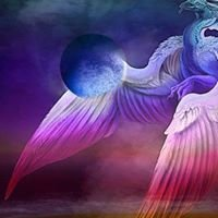 Luna Dragon Nail Art