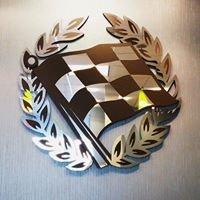 Checkered Flag Hyundai